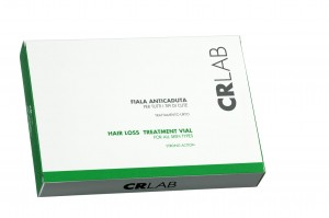 Hair loss prevention treatment Vial - strong action